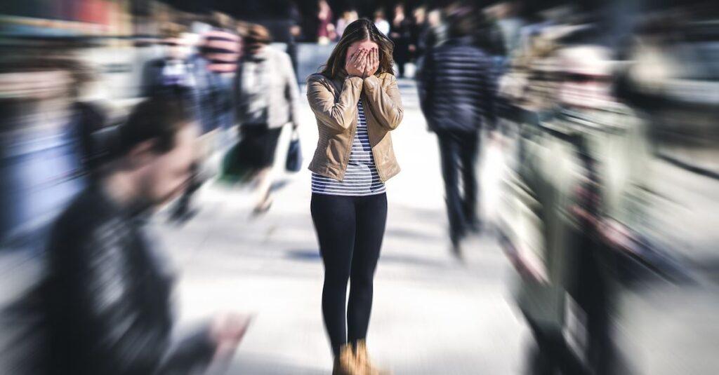 Maanduse puudus, hirm, ebakindlus